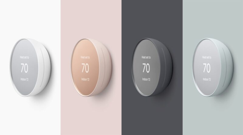 Google Nest Thermostat