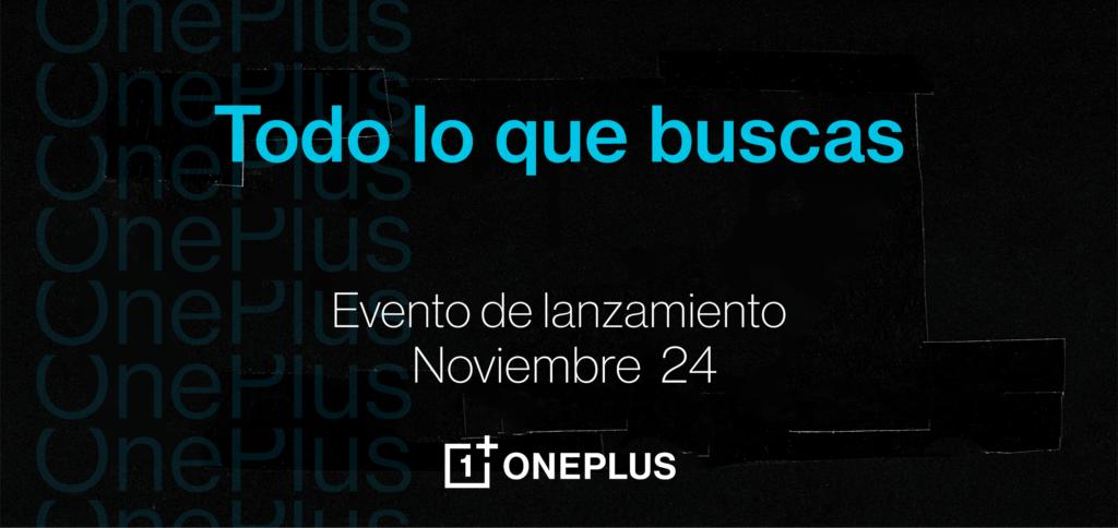 OnePlus lanzamiento